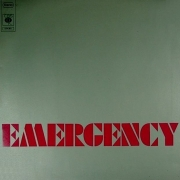 Emergency - Emergency (LP)