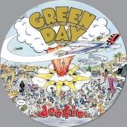 Green Day - Dookie (Limited Picture Disc Vinyl LP)
