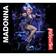 Madonna ‎- Rebel Heart Tour (DVD+CD)