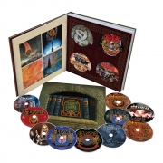 Saxon - The Solid Book Of Rock (14-disc Deluxe Box Set)