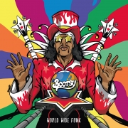Bootsy Collins - World Wide Funk (Digi CD)