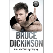 Bruce Dickinson - What Does This Button Do?: An Autobiography (Book)