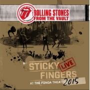 The Rolling Stones - From The Vault: Sticky Fingers Live At Fonda Theatre 2015 (3LP+DVD)