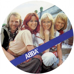 "Abba - The Name Of The Game (7"" Picture Disc)"