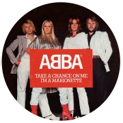 "Abba - Take A Chance On Me (7"" Picture Disc)"