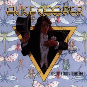 Alice Cooper - Welcome To My Nightmare (Coloured LP)