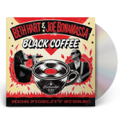 Beth Hart & Joe Bonamassa - Black Coffee (CD)