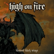 High on Fire - Blessed Black Wings (2LP)