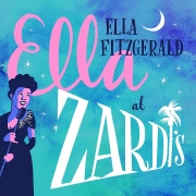 Ella Fitzergerald - Ella At Zardi's (CD)