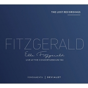 Ella Fitzgerald ‎- Live At The Concertegebouw 1961 (CD)