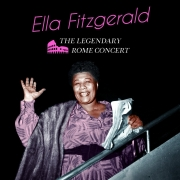 Ella Fitzgerald - The Legendary Rome Concert (CD)