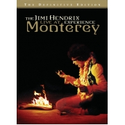 The Jimi Hendrix Experience - American Landing: Jimi Hendrix Experience Live At Monterey (Blu-ray)