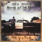 Neil Young + Promise Of The Real - The Visitor (CD)