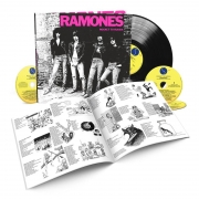 Ramones - Rocket To Russia: 40th Anniversary (Deluxe 3CD+LP Box Set)