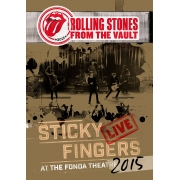 The Rolling Stones - From The Vault: Sticky Fingers Live At Fonda Theatre 2015 (Blu-ray)