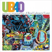 UB40 - A Real Labour Of Love (CD)