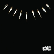 Various ‎- Black Panther The Album O.S.T. (CD)
