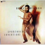 Bobby McFerrin ‎- Spontaneous Inventions (LP)