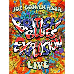 Joe Bonamassa - British Blues Explosion Live (2DVD)