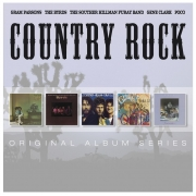 Various - Original Album Series: Country Rock (5CD Box Set)