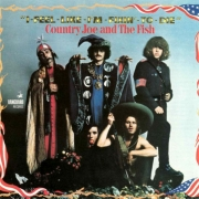 Country Joe & The Fish - I-Feel-Like-I'm-Fixin'-To-Die (LP)