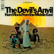 The Devil's Anvil - Hard Rock From The Middle East (LP)
