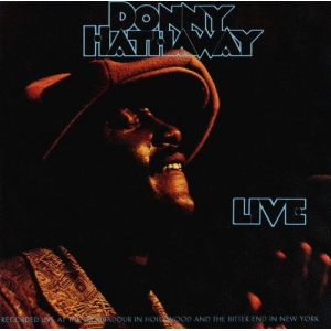 Donny Hathaway - Live (CD)