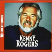 Kenny Rogers ‎- 10 Great Songs (CD)
