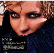 Kylie Minogue - Red Blooded Woman (CD Single)