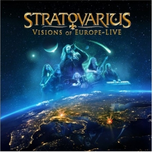 Stratovarius - Visions Of Europe: Live (3LP)