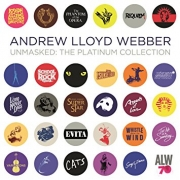Andrew Lloyd Webber - Unmasked: The Platinum Collection (2CD)