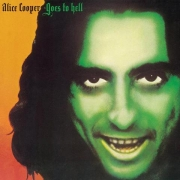 Alice Cooper - Alice Cooper Goes To Hell (Coloured LP)
