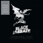 "Black Sabbath - Supersonic Years: The Seventies Singles Box Set (10x7"" Vinyl singles)"