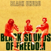 Black Uhuru - Black Sounds Of Freedom (LP)