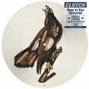 Clutch - Book Of Bad Decisions (Picture Disc 2LP)