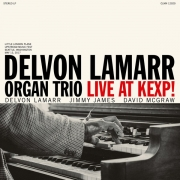 Delvon Lamarr Organ Trio - Live At LEXP! (CD)