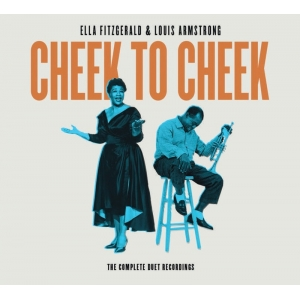 Ella Fitzgerald & Louis Armstrong - Cheek To Cheek: The Complete Duet Recordings (4CD Box Set)