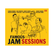 Various - Famous Jam Sessions (3CD)