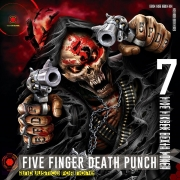 Five Finger Death Punch - And Justice For None (Deluxe CD)