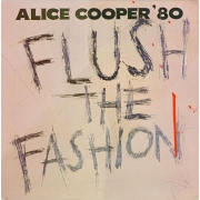 Alice Cooper - Flush The Fashion (Coloured LP)