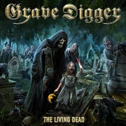 Grave Digger - The Living Dead (LP)