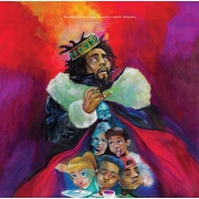 J. Cole ‎- KOD (LP)