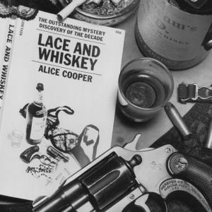 Alice Cooper - Lace And Whiskey (Coloured LP)