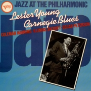Lester Young - Jazz At the Philharmonic: Carnegie Blues (LP)