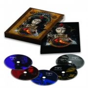 Moonspell - Lisboa Under The Spell (3CD/DVD/Blu-ray Boxset)