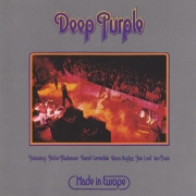 Deep Purple - Made In Europe (Coloured LP)