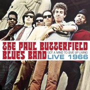 The Paul Butterfield Blues Band - Got A Mind To Give Up Living: Live 1966 (Coloured 2LP)