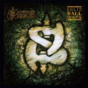 Saxon - Solid Ball Of Rock (CD)