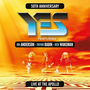 Yes - Live At The Apollo (3LP)