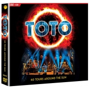 Toto - 40 Tours Around The Sun (DVD+2CD)